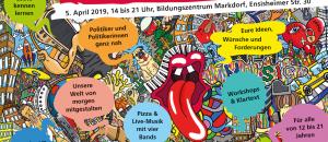 Kreisjugendkonferenz des Bodenseekreises