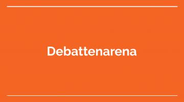 Debattenarena