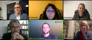 Virtuelle Podiumsdiskussion: Bioökonomie für einen zukunftsfähigen Wandel