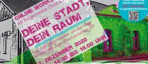 Deine Stadt, Dein Raum – Online-Workshop zum neuen Jugendhaus Gernsbach